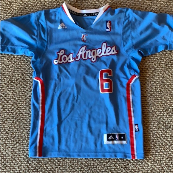 size 40 b09f0 9cf57 Deandre Jordan Clippers Rev 30 Jersey